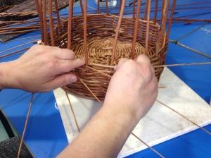 basket side
