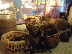baskets at T&T