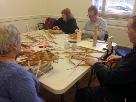 group weaving
