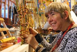 Carol weaving
