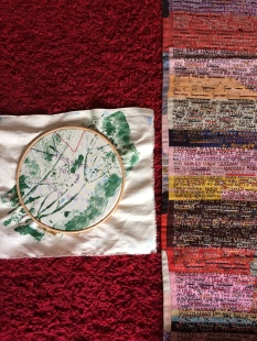 our work with Lorina Bulwer sampler1